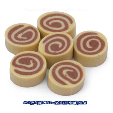 § Disc $1 Off - Dollhouse Cinnamon Rolls - Product Image