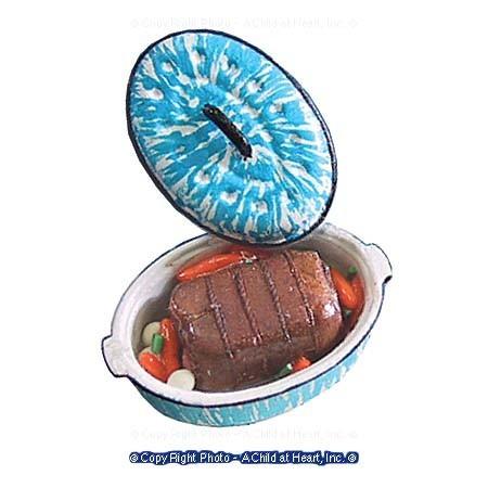 § Sale $2 Off - Roast in Blue Roaster - Product Image