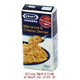 § Disc .50¢ Off - Dollhouse Macaroni & Cheese - Product Image