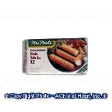 § Disc .60¢ Off - Dollhouse Frozen Fish Sticks - Product Image