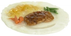 § Disc $2 Off - Dollhouse Steak Dinner - Product Image