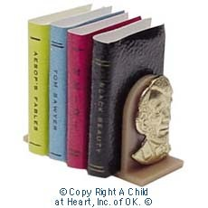 Dollhouse Chrysnbon Bookend Set - Product Image