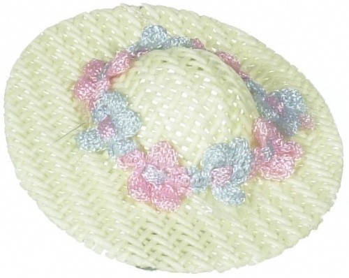 § Disc .80¢ Off - Dollhouse Sunday Hat - Product Image