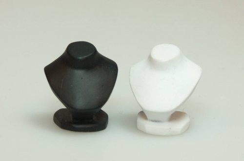 (§) Disc .60¢ Off - 1 pc Dollhouse Store Bust - Product Image