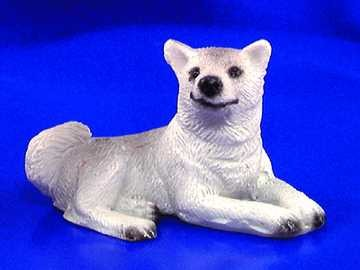 § Disc .60¢ Off - Dollhouse Siberian Husky - Product Image