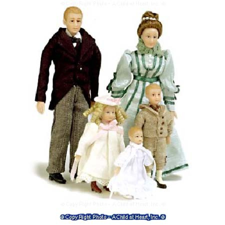 Drummond Victorian Family - Product Image