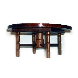 (§) Damaged $4 Off - Dollhouse Kitchen /Dinning Table - Product Image